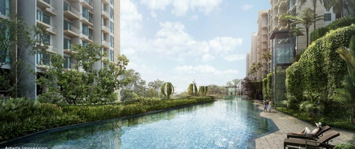The Glades at Tanah Merah